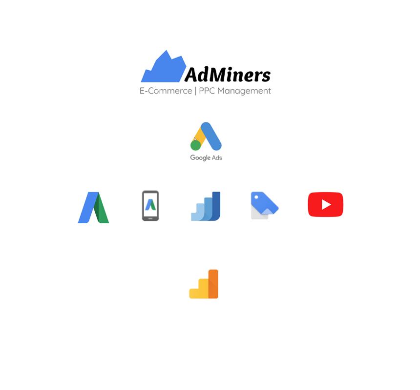 AdMiners Main Info Logo