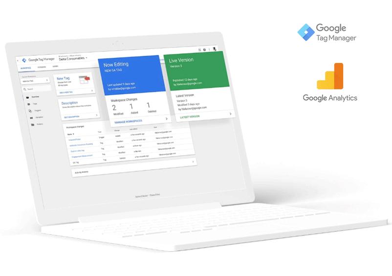 Installeren Van Google Tag Manager en Google Analytics